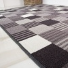 Geometric Washable Runner Rug